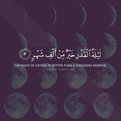 Quranic verse 97:3