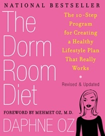 Dorm Room Diet by Dr. Oz's Daughter. I've read it twice and am thinking about reading it again! Super educating and inspirational.