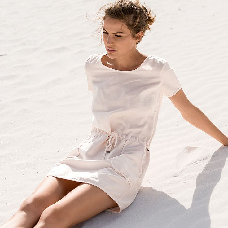 #Esprit #summer #trend: linen. Bright #colours, breezy airy and natural on your skin