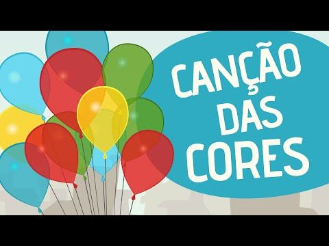 Canção das cores | Video Musical Infantil | Toobys - YouTube                                                                                                                                                                                 Mais