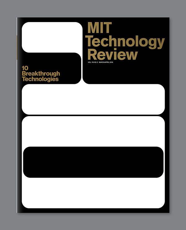MIT Technology Review — Jessica Svendsen
