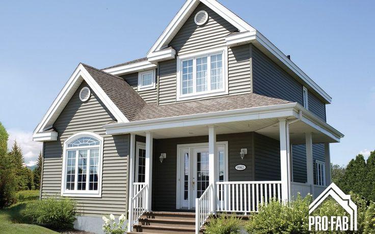 Champêtre Maison modulaire à vendre | Pro-Fab
