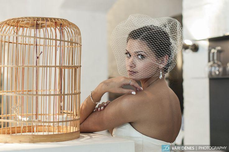 nagy birdcage fátyol azoknak akik ki akarnak tűnni http://bridalmirage.hu