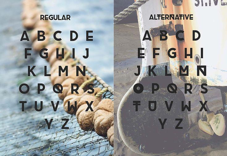 60 typographies d'exception gratuites pour cet été 2015                                                                                                                                                                                 Plus
