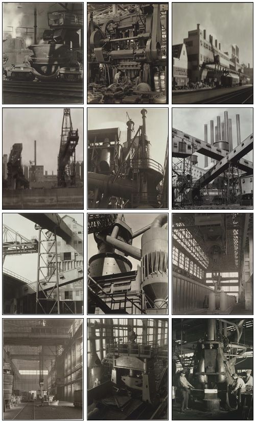 Ford Motor Company's River Rouge Plant (1927) | Charles Sheeler | Detroit Institute of Arts