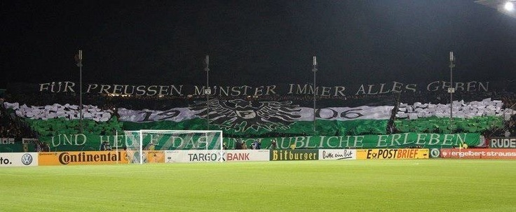 DFB Pokal 2. Runde: Preußen Münster - FC Augsburg | 30.10.2012