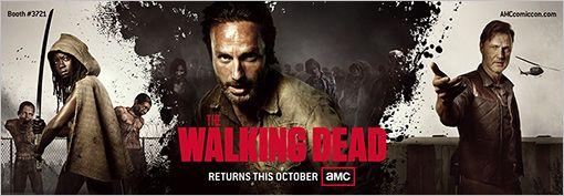 'Walking Dead': Season 3 poster!