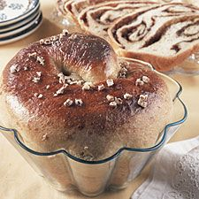 Cinnamon-Pecan Swirl Brioche Recipe   King Arthur Flour