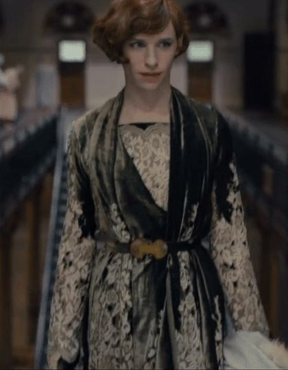 Addicted to Eddie: Lili Elbe - new featurette for 'The Danish Girl' - video, screenshots