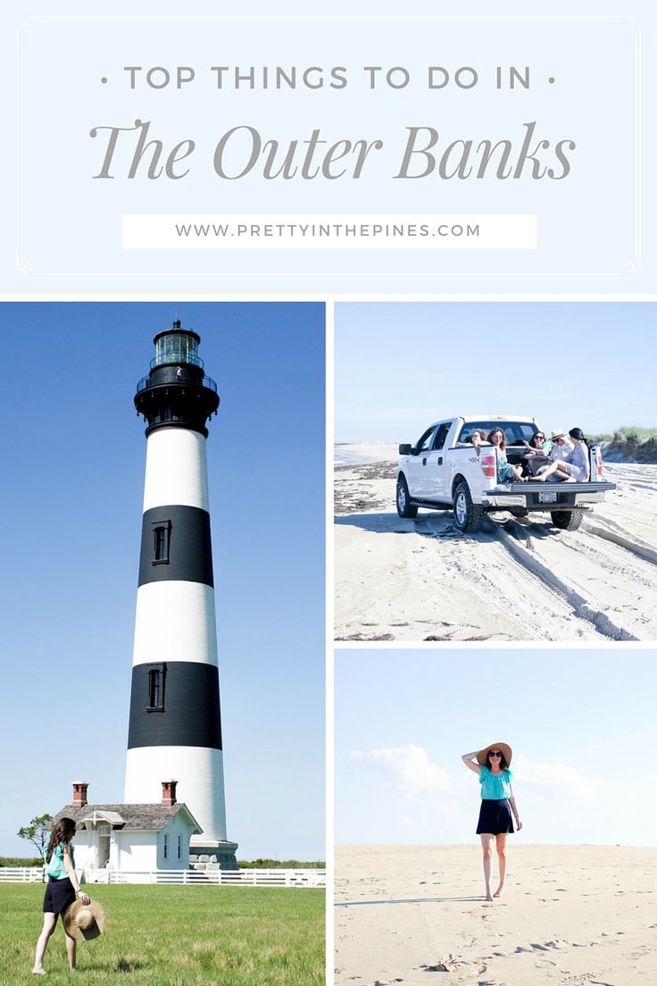 Pretty In The Pines: What To Do In The Outer Banks of North Carolina || best things to do on vacation in the OBX @theouterbanks