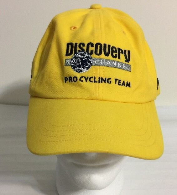 Discovery Channel Pro Cycling Team Nike Hat Cap  | eBay