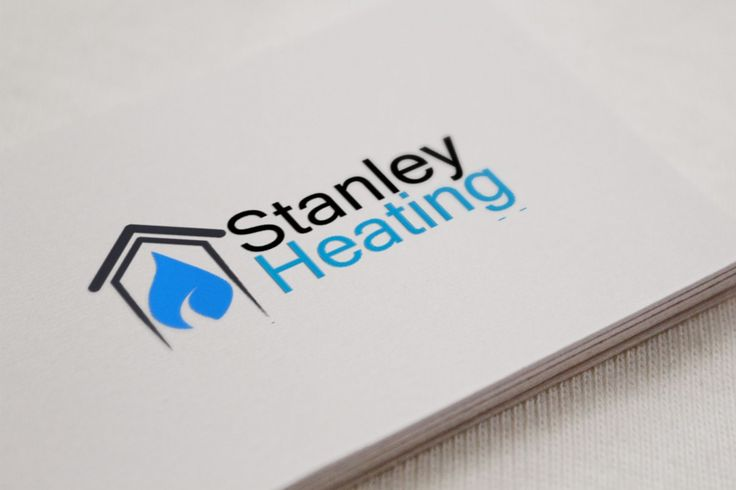 #Logo Design Stanley Heating