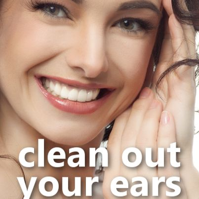 Do you know how to keep your ears clean without compromising your health? Dr Oz shared his best tips for ear cleaning, and Q-Tips are not involved! put a few drops of warm Baby Oil in your ear and let it rest for a few minutes to dissolve the wax. Then combine 1/2 tsp salt with warm water, use a cotton ball to soak this up, and dribble it in your ear. Once it has combined with the wax and oil, you can turn your head and everything will drain out.