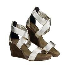 Italiano ovye Verano Sandalias Zapatos Cuero Cuña Plataforma Tacón De: 125,90 EUREnd Date: 23-sep 11:54Buy It Now for only: US 125,90…