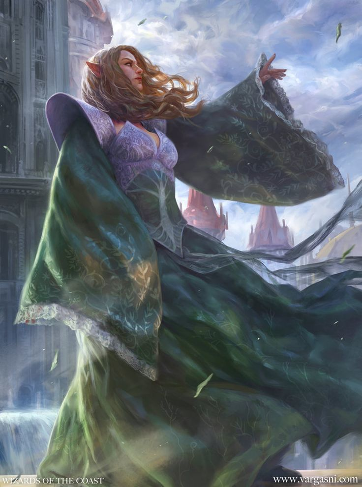 Emmara Soul Of The Accord Promo Mtg Art From Guilds