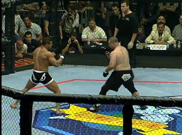 Vitor Belfor vs Tank Abbott Full Fight