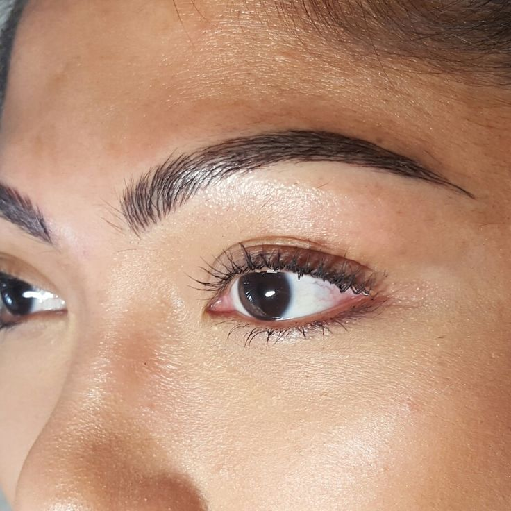 17 best ideas about semi permanent eyebrow tattoo on for Natural eyebrow tattoo