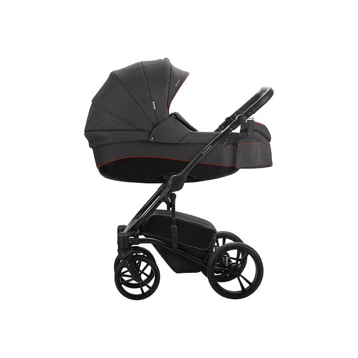 Wózki dziecięce BEBETTO - Nowoczesne wózki dziecięce - Producent wózków dziecięcych - - TITO