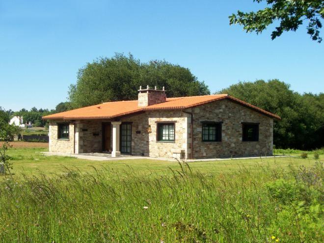 Construccionesrusticas Com Planta Baja Vivienda Rustica Fachada De Casas Mexicanas Casas Premoldeadas