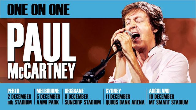 PAUL ON THE RUN: Perth fans get a chance to chat to Beatles legend ...