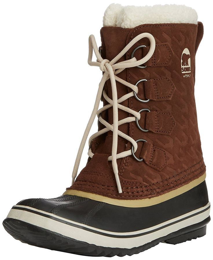 Sorel Women's 1964 Pac Graphic 15 Cold Weather Boot *** This is an Amazon Affiliate link. Visit the image link more details.