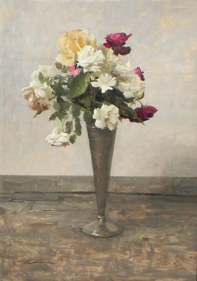 Michael  Klein -Spring Bouquet