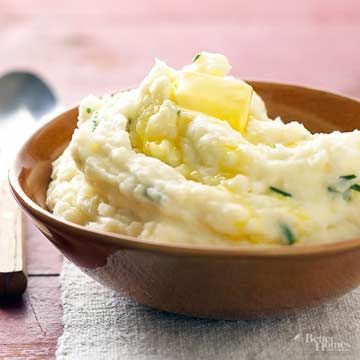 This is our most popular mashed potato recipe! Perfect for the holidays these slow cooker mashed potatoes are hands off to leave you to the rest of your cooking.