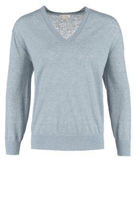 Sweter - blue ice