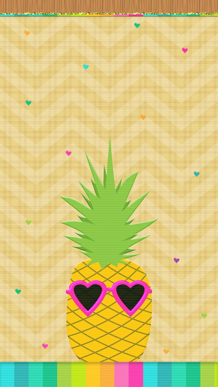 Wallpaper iphone pineapple -  Pineapple Cutewalls Wallpaper Iphone Summer