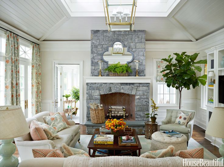 Decorating Ideas For Family Rooms With Fireplace 429 best great rooms images on pinterest | living spaces, living