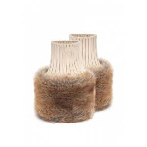 Dubarry Carton Faux Fur Cuffs - Dubarry - Country House Outdoor