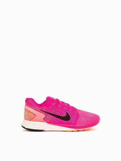 Wmns Nike Lunarglide 7 - Nike - Rosa - Skor Löpning - Sportkläder - Kvinna - Nelly.com