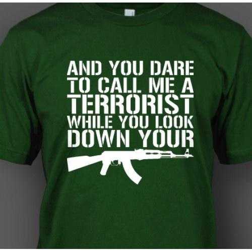 Joe Mcdonnell Irish Rebel T Shirt