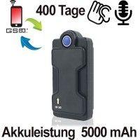 GSM-Abhörgerät mit automatischer Aufzeichnung bis 400 Tage bei www.abhoergeraete.com