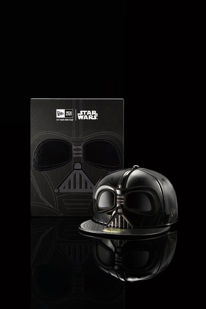 ♂Stuff And Toys For BIG Boys♂Image of New Era x Star Wars 59FIFTY® Cap Collection. Darth Vader.