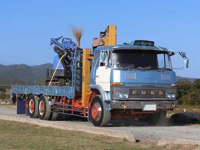 See 政心丸 Seishinmaru4444 Instagram Media Posted 9 Months Ago ふそう Fv ふそうfv ブラックマスク Trucks Track Bus Mitsubishi
