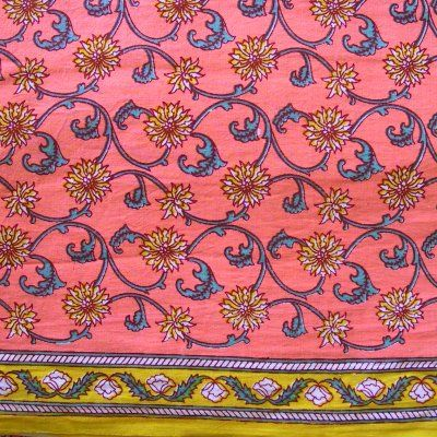 indian fabric - 44.99 for 5 yards