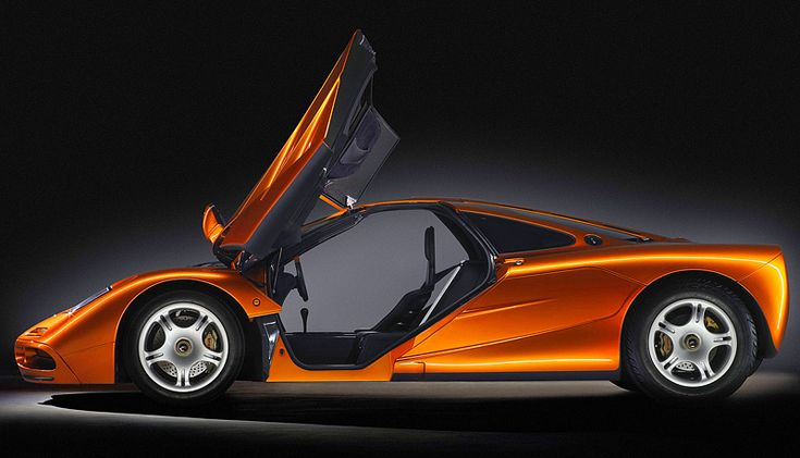 1993 McLaren F1 - specifications, photo, price, information, rating