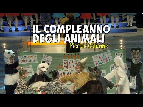 Coro Piccole Colonne - Trento (Italia) Organizzatore Concorso UN TESTO PER NOI e protagonista del Festival della Canzone europea dei bambini nel corso del qu...