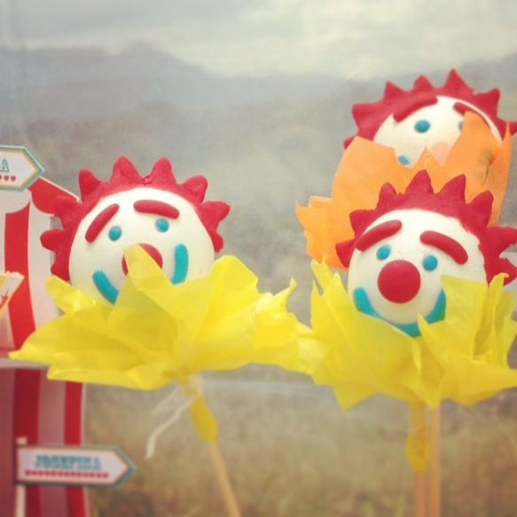 Sweet Clowns - Payasos en Mazapán By MY Group Eventos