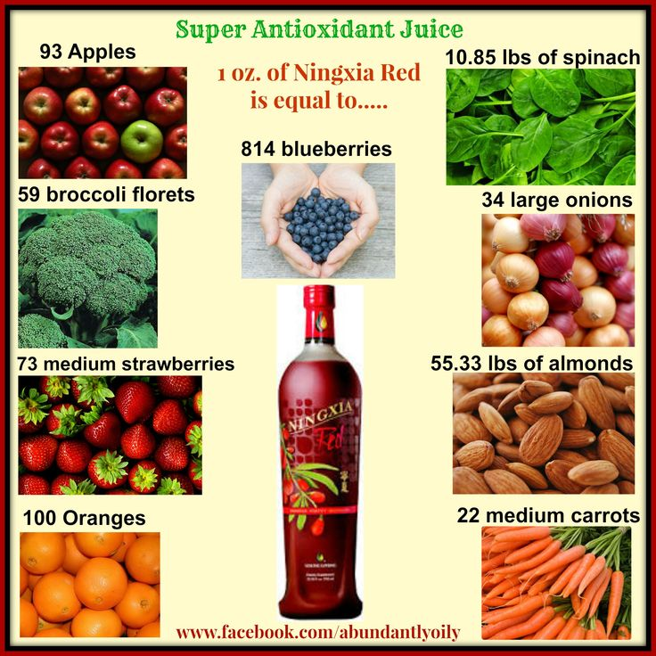 There are huge health benefits to drinking just 1 oz of Ningxia Red daily.  Follow my FB page at www.facebook.com/abundantlyoily