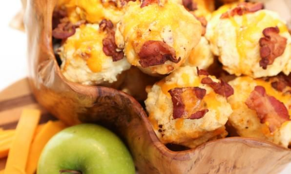 Appehtite - Bacon cheddar & beer muffins