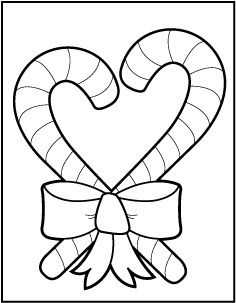 8 FREE Printable Christmas Coloring Pages Printables: