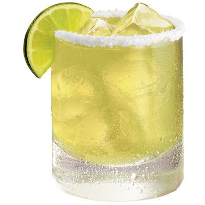 """""""Perfect Cuervo Margarita""""Ingredients: 1 ounce Jose Cuervo Especial, 3 ounce(s) Jose Cuervo Lime Margarita Mix, 1 wedge lime, 1 teaspoon salt *Directions: Rub rim of a chilled margarita glass with half a lime. Dip into salt to coat. In a shaker with ice, add José Cuervo Especial and José Cuervo Lime Margarita Mix. Shake vigorously. Strain into the margarita glass. Garnish with lime wedge."""