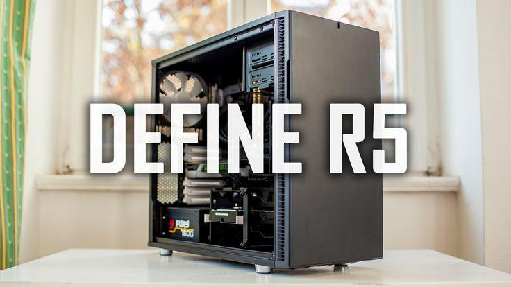 Fractal Design DEFINE R5 Review | Silent Case Perfected!