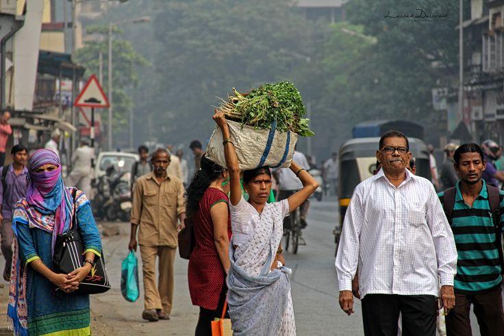 Mumbai On The Way, Leszek Doszczak