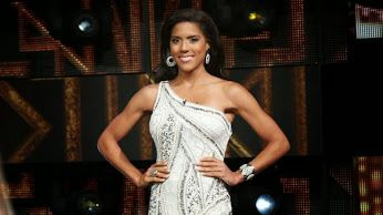 Nuestra Belleza Latina 2015 Winner: Francisca Lachapel ~ First woman of color or some color ( The first Dominican Queen :)) This is #Beautiful...All women are beautiful and especially women of color...We are not less than..We are just as intelligent..Just as Alluring and Very much so #Extraordinary Univision has a long way to go in acknowledging that Black is Beautiful...But it's a Great start!!*