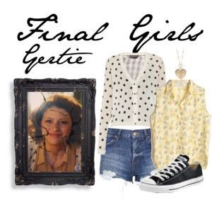 Final Girls #FinalGirls #AliaShawkat #Gertie