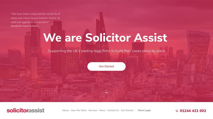 Solicitor Assist