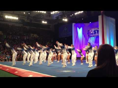 one of my favorite teams ever. Cheer Athletics Cheetahs - World Champs 2012 Claws out, call em out.